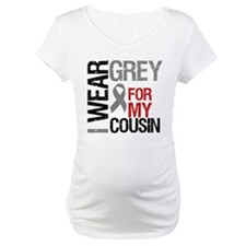 I Wear Grey Cousin Shirt