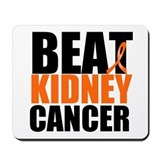 Beat Kidney Cancer Mousepad