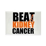 Beat Kidney Cancer Rectangle Magnet (10 pack)