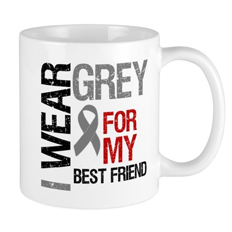 IWearGrey Best Friend Mug