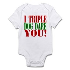 I Triple Dog Dare You! Infant Bodysuit