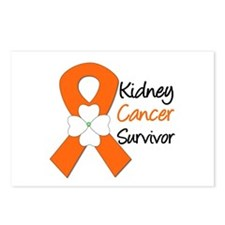 Kidney Cancer Survivor Postcards (Package of 8)