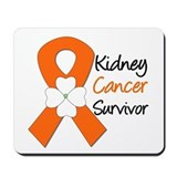 Kidney Cancer Survivor Mousepad