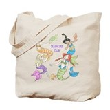 Seashore Club Tote Bag