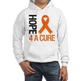 Hope4ACure OrangeRibbon Jumper Hoody