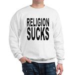 Religion Sucks Sweatshirt