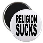 Religion Sucks Magnet