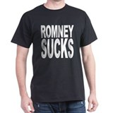 Romney Sucks T-Shirt