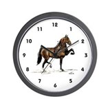 Hackney Pony Wall Clock