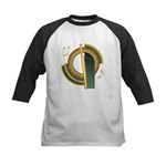 Bassoon Deco Kids Baseball Jersey