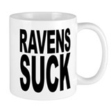 Ravens Suck Coffee Mug