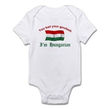 Hungarian Goulash 2 Infant Bodysuit