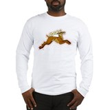 Celtic Stag Long Sleeve T-Shirt