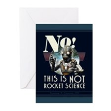 This is NOT Rocket Science Greeting Cards (10 Pk)