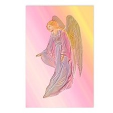 Pink Angel Postcards (Package of 8)