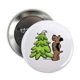 "Airedale Terrier's Christmas 2.25"" Button (10 pack"