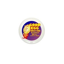Good Egg Diner Mini Button (10 pack)