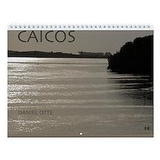 Caicos Wall Calendar