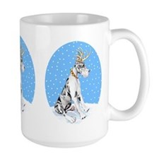 Great Dane Deer Harle Mug