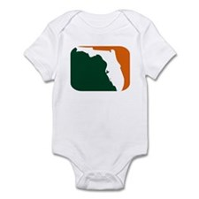 MIAMI HURRICANES Infant Bodysuit