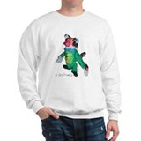 Clay figurines Sweatshirt