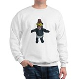 Cool Clay figurines Sweatshirt