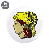 "Athena 3.5"" Button (10 pack)"