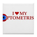 I LOVE MY OPTOMETRIST SHIRT GIFT T-SHIRT EYE CHART