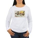 Dutch Christmas Women's Long Sleeve T-Shirt
