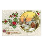 Dutch Christmas Postcards (Package of 8)