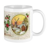 Dutch Christmas Mug