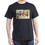 Dutch Christmas Dark T-Shirt