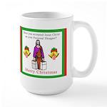 Large Personal Shopper Mug