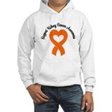 Kidney Cancer HopeLoveFaith Jumper Hoody