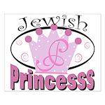 Jewish Princess Small Poster