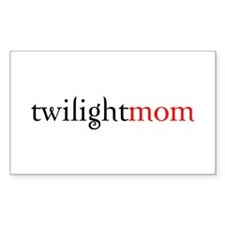 twilight mom Rectangle Sticker