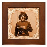 Berner LEFTY Framed Tile