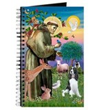 St Francis / English Springer Journal