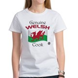 Genuine Welsh Cook Tee