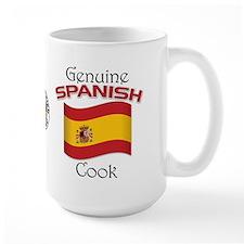 Genuine Spanish Cook Mug