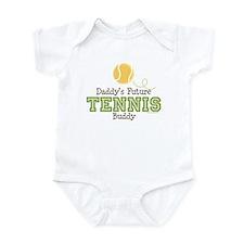Daddy's Future Tennis Buddy Onesie