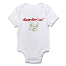 Happy New Year! Infant Bodysuit