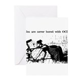OCD Reader Greeting Cards (Pk of 20)