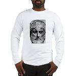 Greek Philosophy: Aristotle Long Sleeve T-Shirt