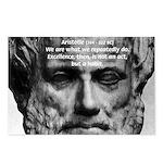 Greek Philosophy: Aristotle Postcards (Package of