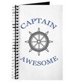 &amp;quot;Captain Awesome&amp;quot; Journal