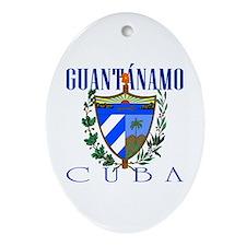 Guantanamo Oval Ornament