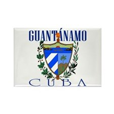 Guantanamo Rectangle Magnet