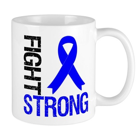 FightStrong ColonCancer Mug
