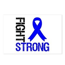 FightStrong ColonCancer Postcards (Package of 8)